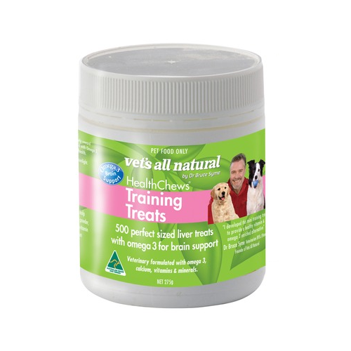 Vets All Natural Training Treats 275gm